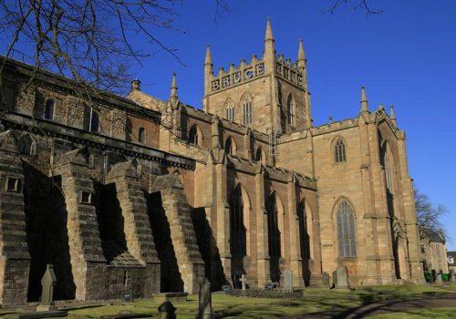 Dunfermline Abbey & Palace